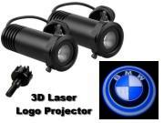 3D LED Logo Projector BMW
