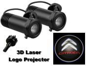 3D LED Logo Projector Citroen