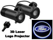3D LED Logo Projector Ford