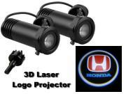 3D LED Logo Projector Honda