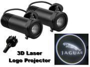 3D LED Logo Projector Jaguar