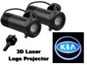 3D LED Logo Projector KIA