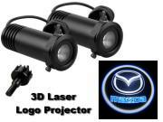 3D LED Logo Projector Mazda